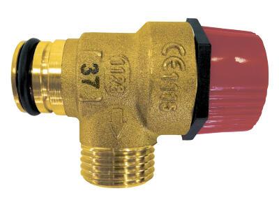 710071200 Клапан предохранительный 3 бар