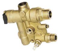 5696200 клапан 3-ходовой в сборе без байпассного клапана